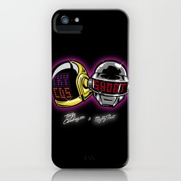 The helmets iPhone Case