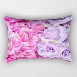 Roses violette Rectangular Pillow