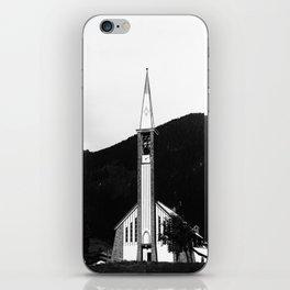 Fassa Church iPhone Skin