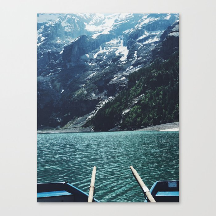 Boating Day Canvas Print