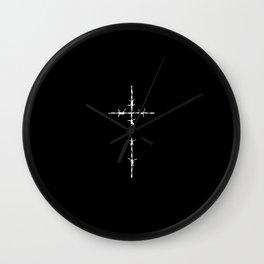 Servus Masacre Wall Clock