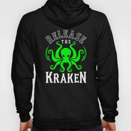 Release The Kraken Hoody