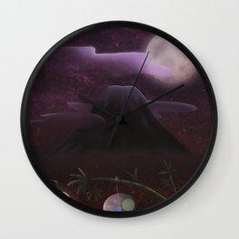 Tsukimi Wall Clock