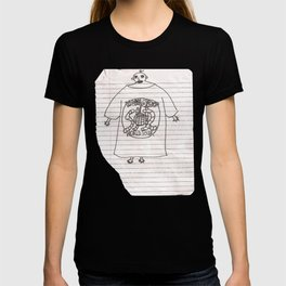 worm disco fan (artist interpretation)  T-shirt