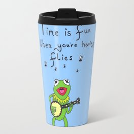 Muppets Kermit Travel Mug