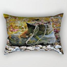 Alter Schuh Rectangular Pillow