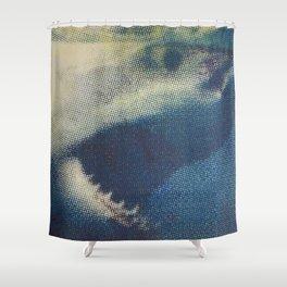 Big Kowa Shower Curtain
