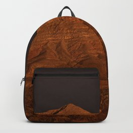 Desert Alpenglow Backpack