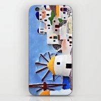 greek iPhone & iPod Skins featuring Greek island by Brian Raggatt