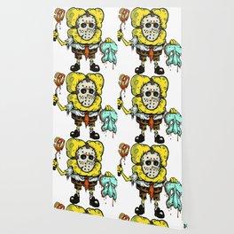Spongebob Horror Wallpaper