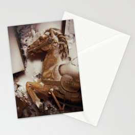 Winter Carnival Stationery Cards