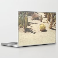 cacti Laptop & iPad Skins featuring Cacti by Amber Barkley