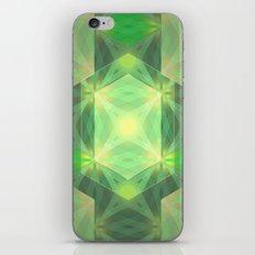 Gem light iPhone & iPod Skin