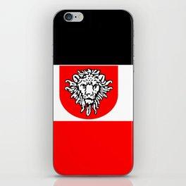 Jzedlitz_Flag_of_German_East_Africa iPhone Skin