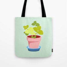 Young Strawberry #2 Tote Bag