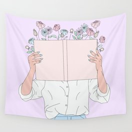 Read All About It Wall Tapestry