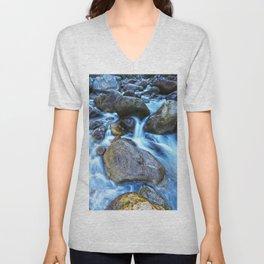 Merced River Unisex V-Neck