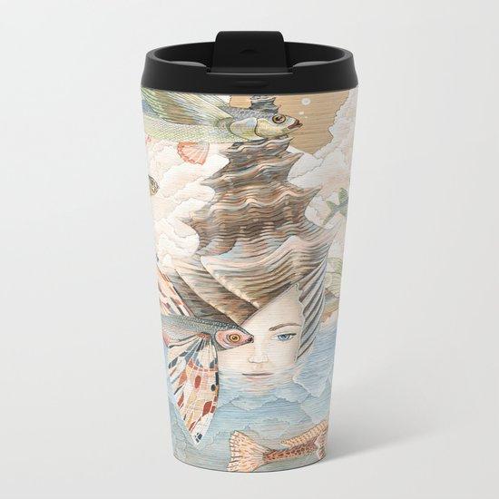 Sea dream Metal Travel Mug