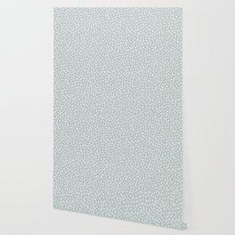 SILVER STARS CONFETTI Wallpaper
