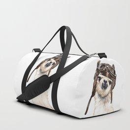 Pilot Llama Duffle Bag