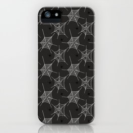 Spider Webs // Halloween Collection iPhone Case
