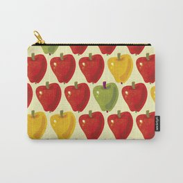 Sweet Apples Pattern Carry-All Pouch