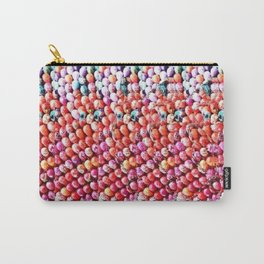 Easter Eggs and Bunny Stereogram Carry-All Pouch