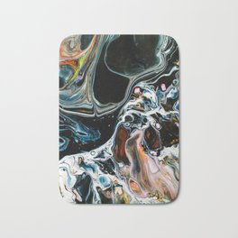 Abstract Melt X Bath Mat