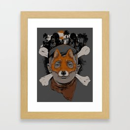 The Lost Boys Framed Art Print