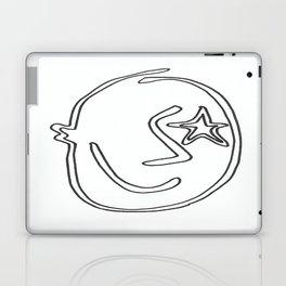 The Smiler Laptop & iPad Skin
