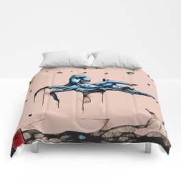 The Confrontation With Dimitri (Master Collection) Comforters