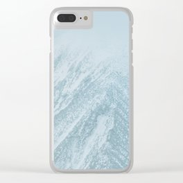 Top of everything Clear iPhone Case