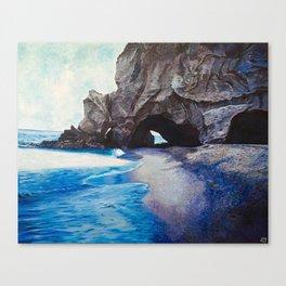 Tropea Calabria Canvas Print