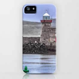 Howth Harbour 2 iPhone Case
