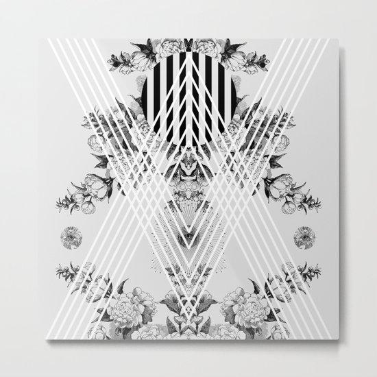 TRINITY Metal Print