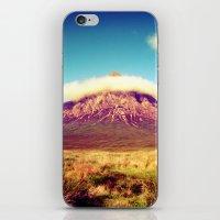 scotland iPhone & iPod Skins featuring Buachaille Etive Mòr, scotland. by zenitt