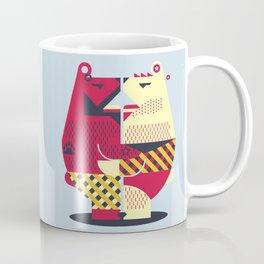 Two Bears Coffee Mug