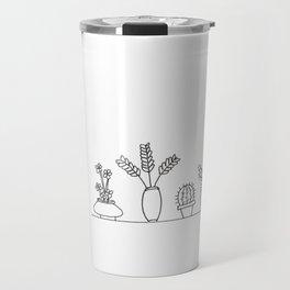 Plant Life 2 Travel Mug