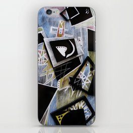 Edgy Moments to the Heart iPhone Skin