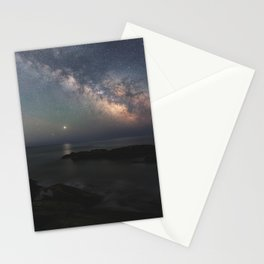 Silent Summer Night Stationery Cards