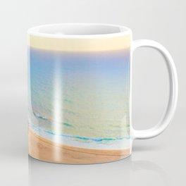 cliffs ericeira surf Coffee Mug