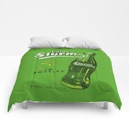 Enjoy Slurm Comforters