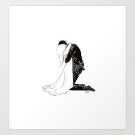Breakable Art Print