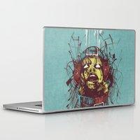 propaganda Laptop & iPad Skins featuring Propaganda II. by Dr. Lukas Brezak