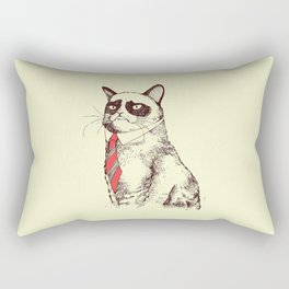OH NO! Monday Again! Rectangular Pillow