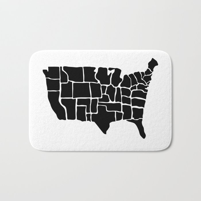 America from Memory Bath Mat