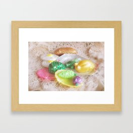 Last Supper Still Life Framed Art Print