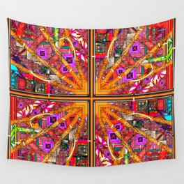 Primordial Mix Wall Tapestry