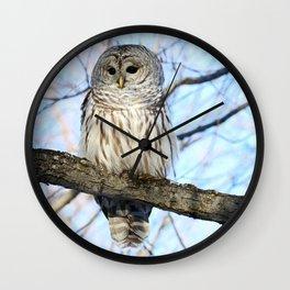 Without Scorn Wall Clock