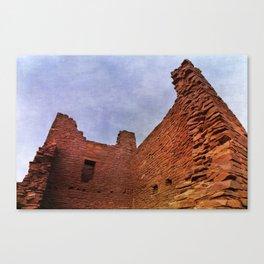 Wupatki Pueblo Canvas Print